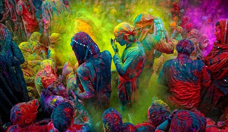 Holi Festival @ The Overstay