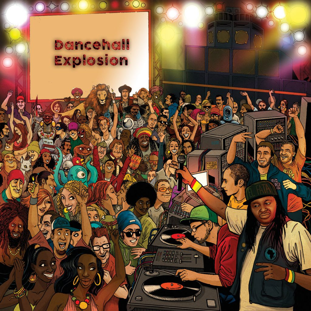 Dancehall Explosion