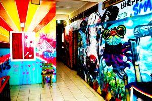 5 floor by reknown Thai artist Bonus TMC