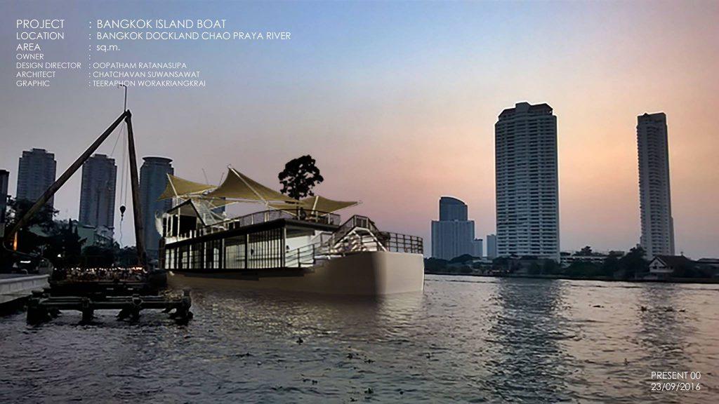 Fundraising for Bangkok Island
