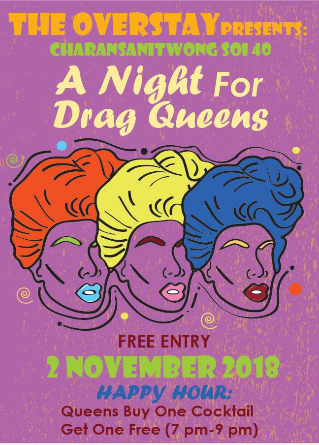 A Night for Drag Queens