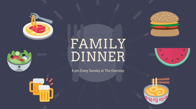 Sunday Family Dinner