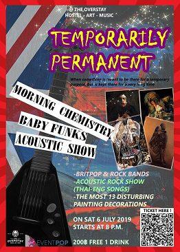 Temporarily Permanent